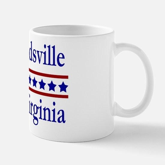 Reynoldsville WV Mug