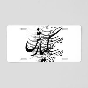 kiarash Aluminum License Plate