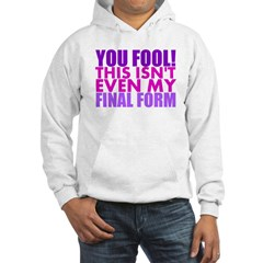 This Isnt Even My Final Form Hoodie