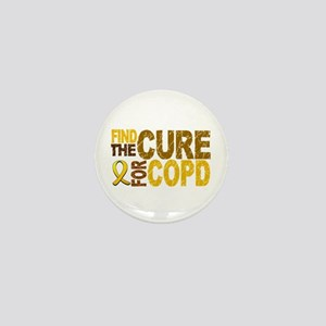 Find the Cure COPD Mini Button