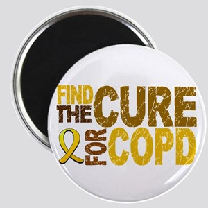 Find the Cure COPD Magnet