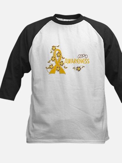 Awareness 6 COPD Kids Baseball Jersey