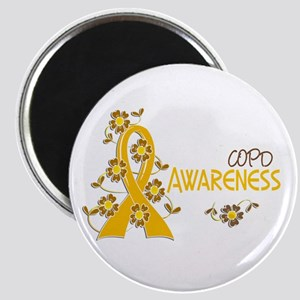 Awareness 6 COPD Magnet