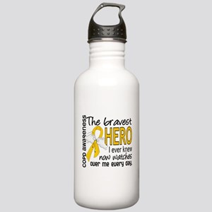 Bravest Hero I Knew CO Stainless Water Bottle 1.0L