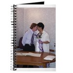 Wedding Kiss Journal