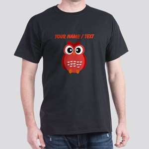 Custom Red Owl T-Shirt