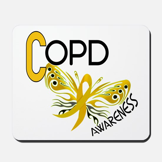 Butterfly 3.1 COPD Mousepad