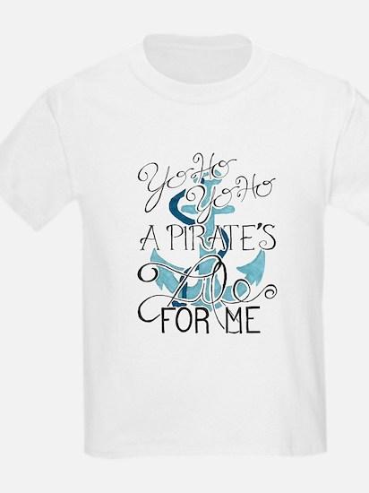Cute Pirate T-Shirt