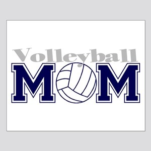 Volleyball Mom II Small Poster
