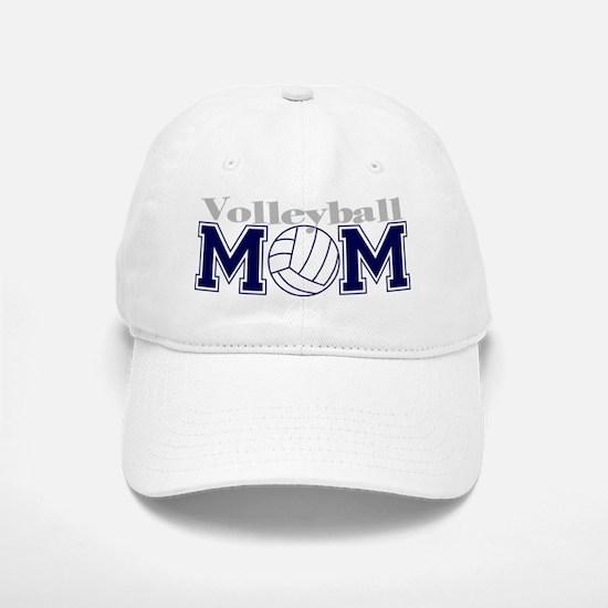 Volleyball Mom II Baseball Baseball Cap
