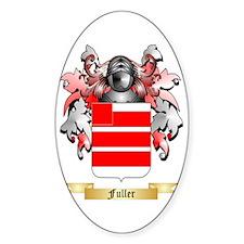 Fuller Sticker (Oval)