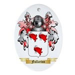 Fullarton Ornament (Oval)