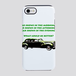 Car Shows What Could Be Better iPhone 7 Tough Case
