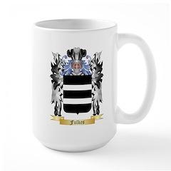 Fulkes Large Mug
