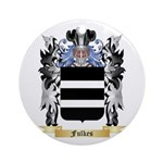 Fulkes Ornament (Round)