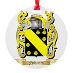 Fuljames Round Ornament