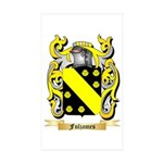 Fuljames Sticker (Rectangle 10 pk)