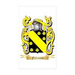 Fuljames Sticker (Rectangle 50 pk)