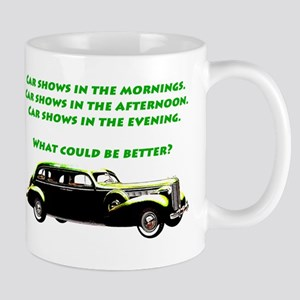 Car Shows What Could Be Better Mugs
