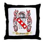 Fulgeri Throw Pillow