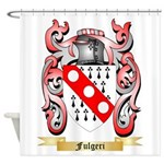 Fulgeri Shower Curtain