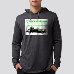 Car Shows What Could Be Better Long Sleeve T-Shirt