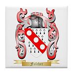 Fulcher Tile Coaster