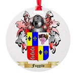 Fuggito Round Ornament