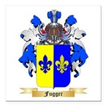 Fugger Square Car Magnet 3