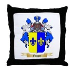 Fugger Throw Pillow