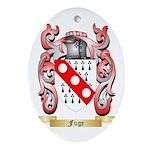 Fuge Ornament (Oval)