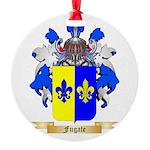 Fugate Round Ornament