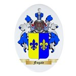 Fugate Ornament (Oval)