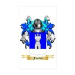 Fuertes Sticker (Rectangle 50 pk)