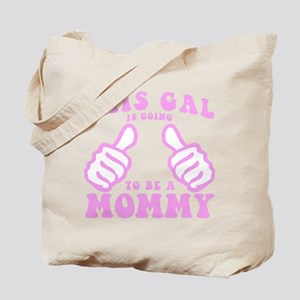 Going To Be A Mommy Tote Bag