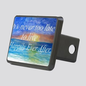 Beach inspiration Rectangular Hitch Cover