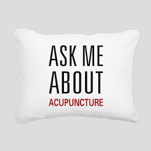 askacupun Rectangular Canvas Pillow