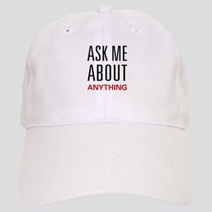Ask Me Anything Cap