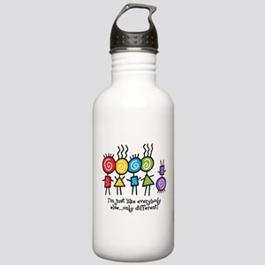 Same Only Different Stainless Water Bottle 1.0L