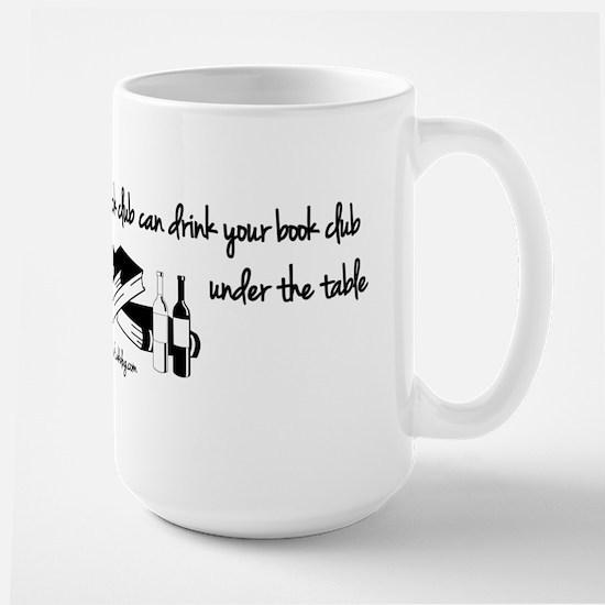 Book Club Large Mug