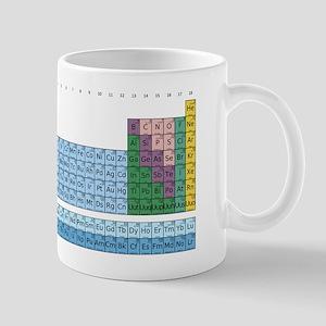 Sherlocks Periodic Table Mug Mugs
