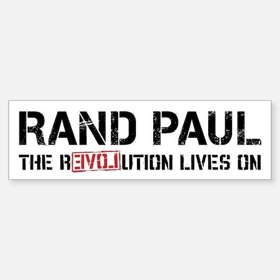 Rand Paul Bumper Bumper Bumper Sticker
