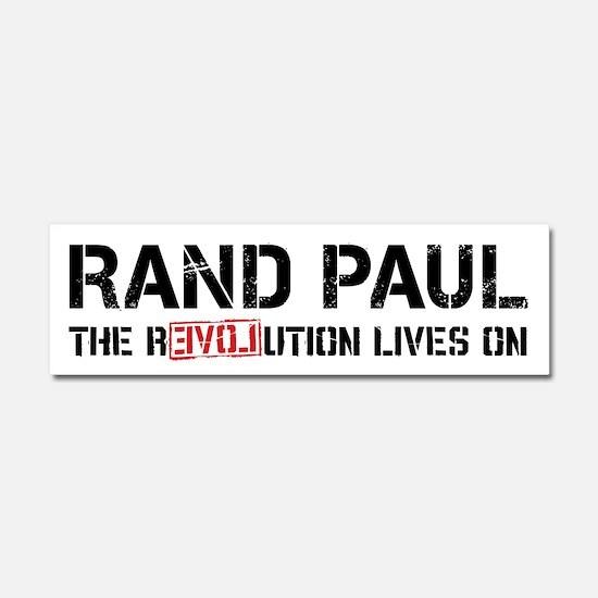 Rand Paul Car Magnet 10 x 3