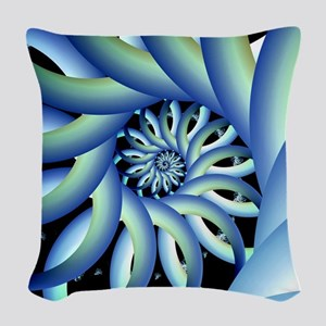 Illuminate Woven Throw Pillow