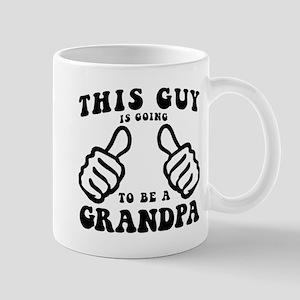 Going To Be A Grandpa Mug