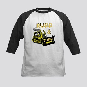 Ruff and Tuff Dozer Baseball Jersey