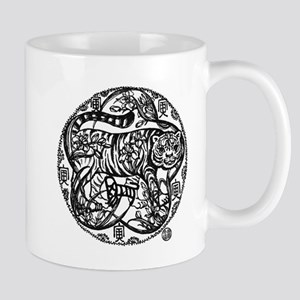 Chinese Zodiac – Tiger Mugs