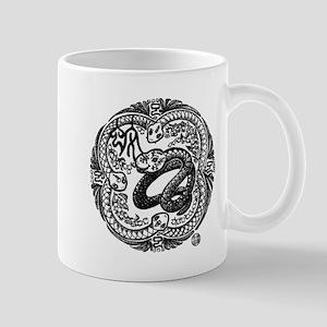 Chinese Zodiac – Snake Mugs