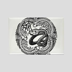 Chinese Zodiac – Snake Magnets
