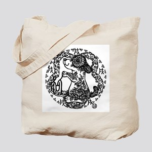 Chinese Zodiac – Dog Tote Bag